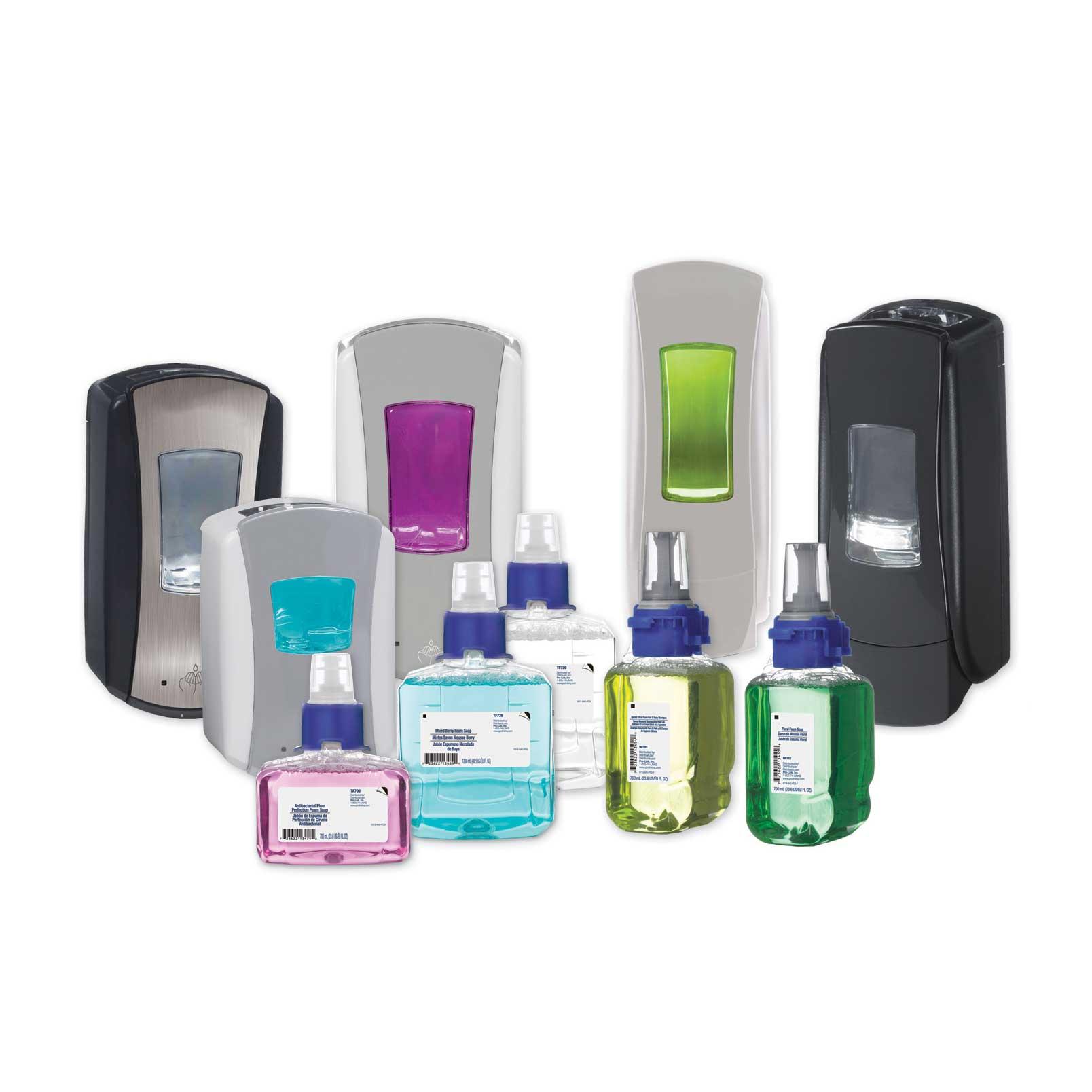 HAND SOAP U0026 DISPENSERS